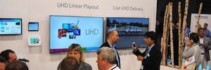 Harmonic mostrará en IBC soluciones para transformar la producción y distribución de vídeo