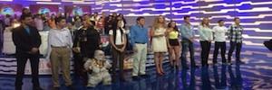Las robóticas de Panasonic acercarán a los participantes de 'Hermosa Esperanza', el nuevo reality de Televisa