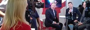 La tecnología de EVS jugará un papel clave en el canal de información IBC TV durante la feria holandesa