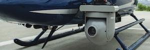 La AK-HC1800 de Panasonic permite una mayor calidad a menor coste en tomas aéreas