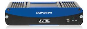 Vitec demostrará las soluciones 4K de streaming con cero retraso y HEVC/H.264 en IBC 2014