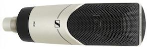 Sennheiser amplía la gama de micrófonos de estudio con el MK 8