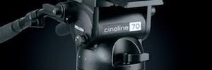 Miller Cineline 70: una nueva cabeza fluida para cargas pesadas con frecuentes reajustes