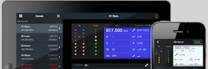 Monitorizar y controlar los sistema inalámbricos de Shure es ahora posible desde iOS