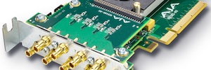 AJA cierra un acuerdo OEM con PlayBox Technology