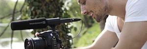 Beyerdynamic MCE 85: un micro de cañón especialmente concebido para cámaras DSLR