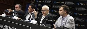 El presidente de FAPAE, Ramon Colom, solicita al Gobierno el pago total de la deuda contraída con el cine