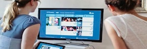 Smartclip y Fraunhofer Fokus presentan una solución tecnológica para integrar publicidad de vídeo digital con televisión clásica