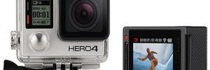 GoPro lanza las nuevas Hero 4, ahora con grabación 4K hasta 30 fps.