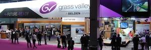 Primera cita de Grass Valley en IBC tras su integración en el grupo Belden