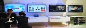Huawei dispuesta a ayudar a los operador a sacar el máximo rendimiento del crecimiento de tráfico de vídeo
