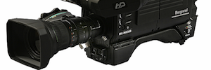 Ikegami estrena en IBC su nueva cámara HC-HD300