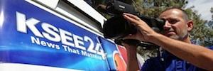 La NBC produce noticias locales con las cámaras GY-HM650 de JVC con streaming integrado