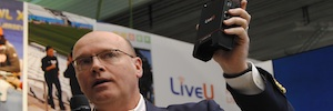 LiveU lanza LU200, un enlace ultra-pequeño para redes WiFi, 3G o 4G