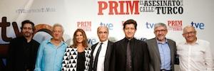 TVE estrena en el Festival de San Sebastián 'Prim, el asesinato de la calle del Turco'