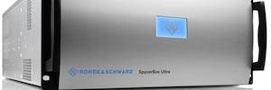 Rohde&Schwarz DVS ofrece nuevas propuestas para almacenamiento en entornos 4K y 8K