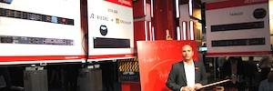 Riedel marca paso en IBC con Tango