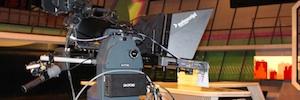 Atresmedia opta por los sistemas robóticos de Shotoku para renovar su estudio de producción