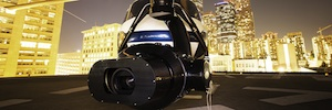 Shotover lanza un versátil sistema de cámara aérea