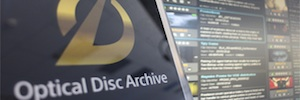 Tedial anuncia la plena integración con Sony Optical Disc Archive