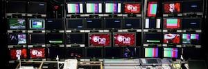 El popular magazine de la BBC 'The One Show' emplea soluciones de EVS en su producción en directo