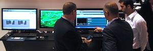 VSN desvela en IBC 2014 la nueva interfaz de VSNExplorer, su solución de PAM, MAM & BPM