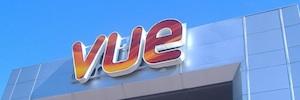 Vue Entertainment renueva 400 salas con el sistema 3D de Sony