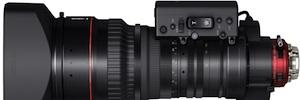 Canon presenta el nuevo CN20x50, un súper teleobjetivo cine-servo 4K