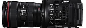 Canon lanza la nueva EOS C100 Mark II, su nueva videocámara profesional con sensor grande