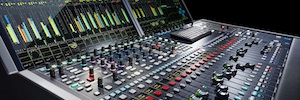 La nueva consola mc² debuta en la AES Convention en Los Ángeles