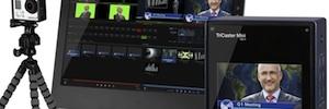 Techex llega a un acuerdo de comercialización con 3D Storm para la distribución de TalkShow y TriCaster Mini de NewTek