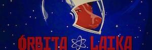 K2000 estrenará en TVE el espacio de divulgación científica 'Órbita Laika'