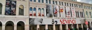 La Seminci proyecta las películas del festival en digital con proyectores Christie