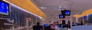 Saudi Arabian Airlines apuesta por el MAM de VSN para la gestión de sus contenidos