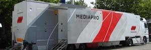 EVS colaboró estrechamente con Mediapro para llevar todos los detalles del Madrid-Barça a espectadores de todo el mundo