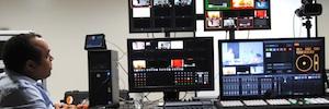 Crosspoint presenta VidiGo Live, una alternativa innovadora en producción en directo multicámara
