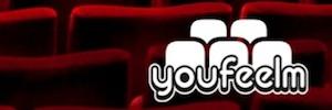 Youfeelm apuesta por un innovador modelo de cine bajo demanda en salas