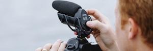 Shure VP83: un micro compacto, robusto, portátil y con memoria Flash integrada pensado para cámaras DSLR