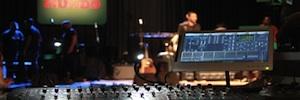 'Un lugar llamado mundo' elige Avid S3L-X para la mezcla de PA en plató y grabación para emisión
