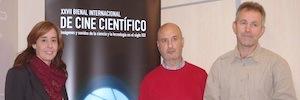 Ronda alberga la Bienal Internacional de Cine Científico