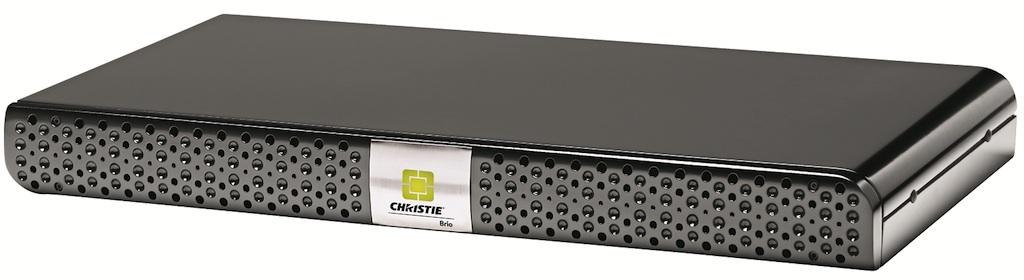 Christie e Ingevideo muestran las posibilidades del trabajo colaborativo con Brio