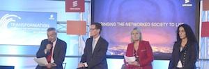 Ericsson exhibe en los 'Innovation Days' su fuerte apuesta por el I+D