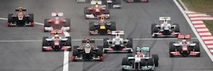 El canal Formula One, de Mediapro, emitirá todo el campeonato de la FIA Formula One World Championship