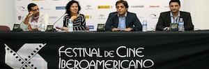 Productores andaluces presentan sus últimos proyectos en el Festival de Cine Iberoamericano de Huelva