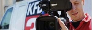 JVC presenta una solución para conexiones vía streaming desde la cámara con retorno de audio vía smartphone