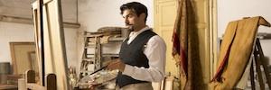 TVE comienza el rodaje de 'Habitaciones cerradas', coproducida por Diagonal Tv