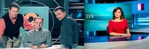 'La 2 noticias': veinte años de otra forma de contar la información