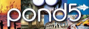 La colección de vídeos libre de royalties de Pond5 supera los tres millones de clips