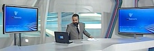 RTVE moderniza sus instalaciones en Bilbao