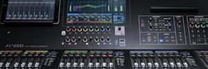 Roland lanza la nueva consola de directo M-5000, basada en la nueva plataforma OHRCA